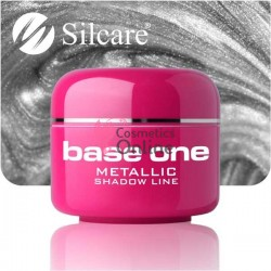 Gel UV Base One Silcare metalic Shadow Line 5 ml